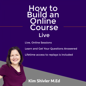 "Product Image for ""How to Build an Online Course Live"""
